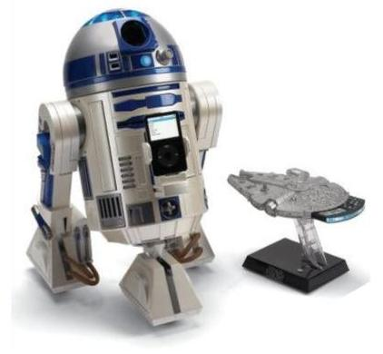 R2 d2 домашний кинотеатр